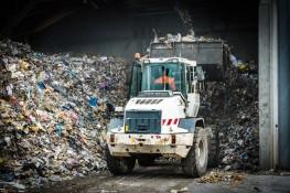 Przetwarzanie odpadów w Polsce a odory